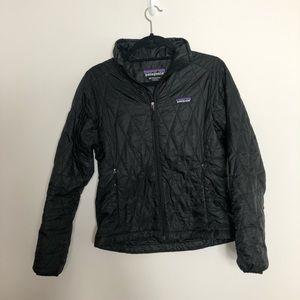 Patagonia Nano Puff Primaloft Black Jacket